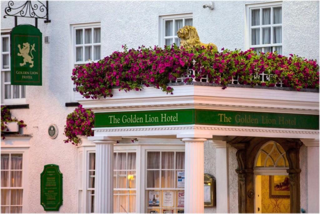 The Golden Lion Hotel Northallerton Northallerton S